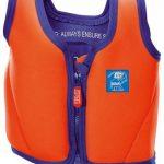 Aide d'apprentissage de la nage gonflable veste bain veste de bain enfants capacité de charge 20-30 kg de la marque NET-TOYS image 2 produit