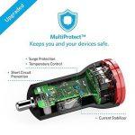 Anker PowerDrive 2 Lite Chargeur de Voiture 12W 2 Ports USB - Chargeur Allume Cigare pour Android et Apple: iPhone 6s/6s Plus/6/SE/7/7 Plus/5s/5/5c, iPad, Samsung Galaxy/Note et autres de la marque Anker image 2 produit