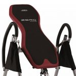 BH Fitness Zero Table d'Inversion Mixte Adulte, Noir/Rouge de la marque BH Fitness image 4 produit