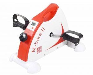 Body Care BIKE II Vélo d'appartement avec poignée Blanc/Rouge de la marque Body Care image 0 produit