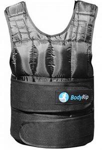 BodyRip dy-f-002b Gilet lesté pour fitness/entraînement 20kg de la marque BodyRip image 0 produit