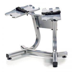 Bowflex SelectTech Paire d'haltères avec support de la marque Bowflex image 0 produit