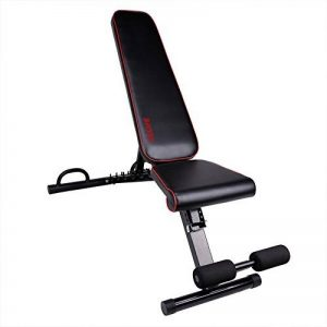 Banc Musculation Pliable Inclinable