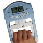 Deyard main électronique dynamomètre Grip mesureur 90 kg / 200 Lbs Gamme Capacité de la marque Deyard image 1 produit