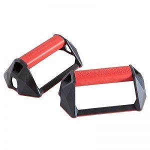 Domyos Cross Training push-up bars - poignées antidérapantes et ergonomiques de la marque Domyos image 0 produit