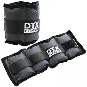 DTX Fitness Lestes Poignet/Cheville – Choix de Taille de la marque DTX Fitness image 0 produit