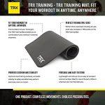 Entraînement TRX - TRX Training Mat, pratiquez votre séance n'importe où, n'importe quand de la marque TRX image 1 produit