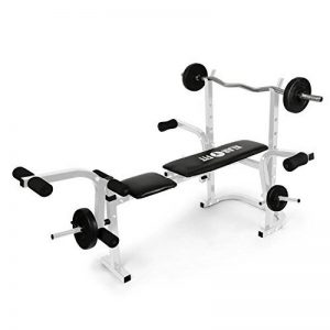 exercice banc de musculation a charge guidee TOP 10 image 0 produit