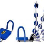 Fitness House 889957338189 Appareil abdominale de musculation Bleu de la marque Fitness House image 3 produit