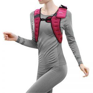 Gilet lesté 6kg perte de poids d'entraînement Course pour femme crossfit Corps séance d'entraînement d'exercice de la marque Sporteq image 0 produit