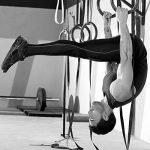 Gymnastique en Bois Gymnastique Anneaux Gym Anneaux Bois Home Gym par WOD SKAI Fitness Sangles Anneaux de gymnastique Anneaux de gymnastique Crossfit pour votre musculaire les abdominaux de la marque WOD SKAI image 4 produit