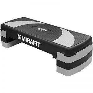 MiraFit Planche Stepper d'Exercice Aérobie 3 Niveau - Hauteur Réglable de la marque Mirafit image 0 produit