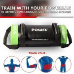 POWRX Power Bag I 5-30kg I en cuir synthétique Fitness Bag pour Functional Fitness de la marque POWRX image 4 produit