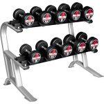 Rack de rangement pour haltères Gorilla Sports PRO de la marque Gorilla Sports image 2 produit