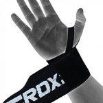 RDX Sangle Musculation Protège Poignet Soutien Bandage Support Crossfit Entraînement Haltérophilie wrist Wraps de la marque RDX image 1 produit