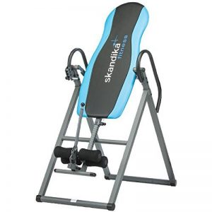 skandika Gravity Coach - Table d'inversion pliante pour exercices du dos (4 positions, rembourrage mousse, image 0 produit