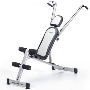SKANDIKA Multibench Pro Banc de musculation pour adulte Noir/Argenté de la marque SKANDIKA image 0 produit