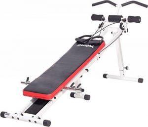 Sportplus SP-TG-001 - Banc de Musculation/Appareil à Charge Guidée - Pliable et Compact - Poids de l'Utilisateur jusqu'à 120kg - Parfait pour le Fitness et la Musculation de la marque Sportplus image 0 produit