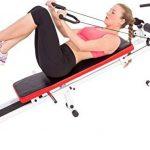Sportplus SP-TG-001 - Banc de Musculation/Appareil à Charge Guidée - Pliable et Compact - Poids de l'Utilisateur jusqu'à 120kg - Parfait pour le Fitness et la Musculation de la marque Sportplus image 2 produit