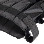 Suteng 50kg Max chargement Gilet lesté réglable Fitness Veste de sport de la marque Aichoic image 4 produit