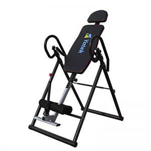 Table d'inversion pliable Yatek ECO avec inversion totale, Supporte jusqu'à 150 kg de poids de la marque Yatek image 0 produit