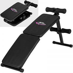 TecTake Banc de musculation pour muscles abdominaux appareil de fitness sport pliable de la marque TecTake image 0 produit