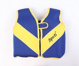 Titop Infant Babyoutdoor Sports Maillot de bain pour homme de moins de 9,1kilogram enfant Swim Vest Bleu marine Petite pour 1–3ans de la marque Titop image 0 produit