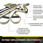Trx Kit Force 2 de suspension + programme de 12 semaines - Kaki/Noir de la marque Trx image 1 produit