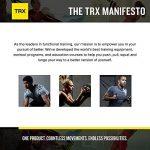 Trx Kit Force 2 de suspension + programme de 12 semaines - Kaki/Noir de la marque Trx image 2 produit