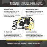TRX Sangle de suspension Noir/Jaune de la marque Trx image 1 produit
