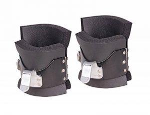 Tunturi Push/Pull-up Bottes d'inversion Gravity boots noires, la paire Black 1 de la marque Tunturi image 0 produit
