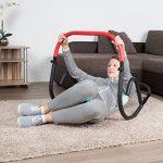 Ultrasport AB Trainer, un appareil pour abdominaux professionnel pour travailler intensivement ses abdominaux à la maison. Pliable, il est peu encombrant une fois rangé après l'entraînement de la marque Ultrasport image 4 produit