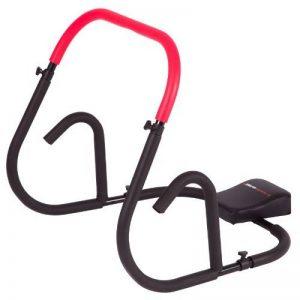 Ultrasport AB Trainer, un appareil pour abdominaux professionnel pour travailler intensivement ses abdominaux à la maison. Pliable, il est peu encombrant une fois rangé après l'entraînement de la marque Ultrasport image 0 produit