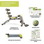 Wonder Core 2Unisexe avec Construit en Torsion Assise et aviron de la marque Wondercore II image 1 produit