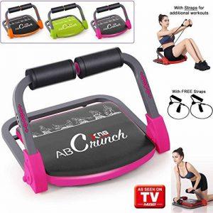 Xn8- ABS Smart Core - Machine d'entraînement tonique pour les abdos et le tronc - Équipement de gym pour la maison de la marque Xn8 Sports image 0 produit