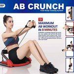 Xn8- ABS Smart Core - Machine d'entraînement tonique pour les abdos et le tronc - Équipement de gym pour la maison, vert citron de la marque Xn8 Sports image 2 produit