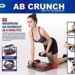 Xn8- ABS Smart Core - Machine d'entraînement tonique pour les abdos et le tronc - Équipement de gym pour la maison, vert citron de la marque Xn8 Sports image 3 produit