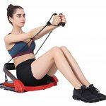 Xn8- ABS Smart Core - Machine d'entraînement tonique pour les abdos et le tronc - Équipement de gym pour la maison, vert citron de la marque Xn8 Sports image 4 produit
